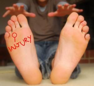 cutfoot
